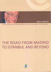 book &quot;the road from Madrid to Istanbul and beyond&quot;